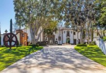 Hilton&Hyland - sídlo Sylvestera Stalloneho v Los Angeles je na prodej 01