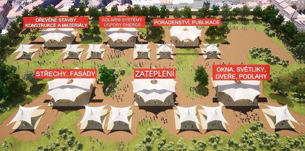 Střechy Praha 2021 - obory
