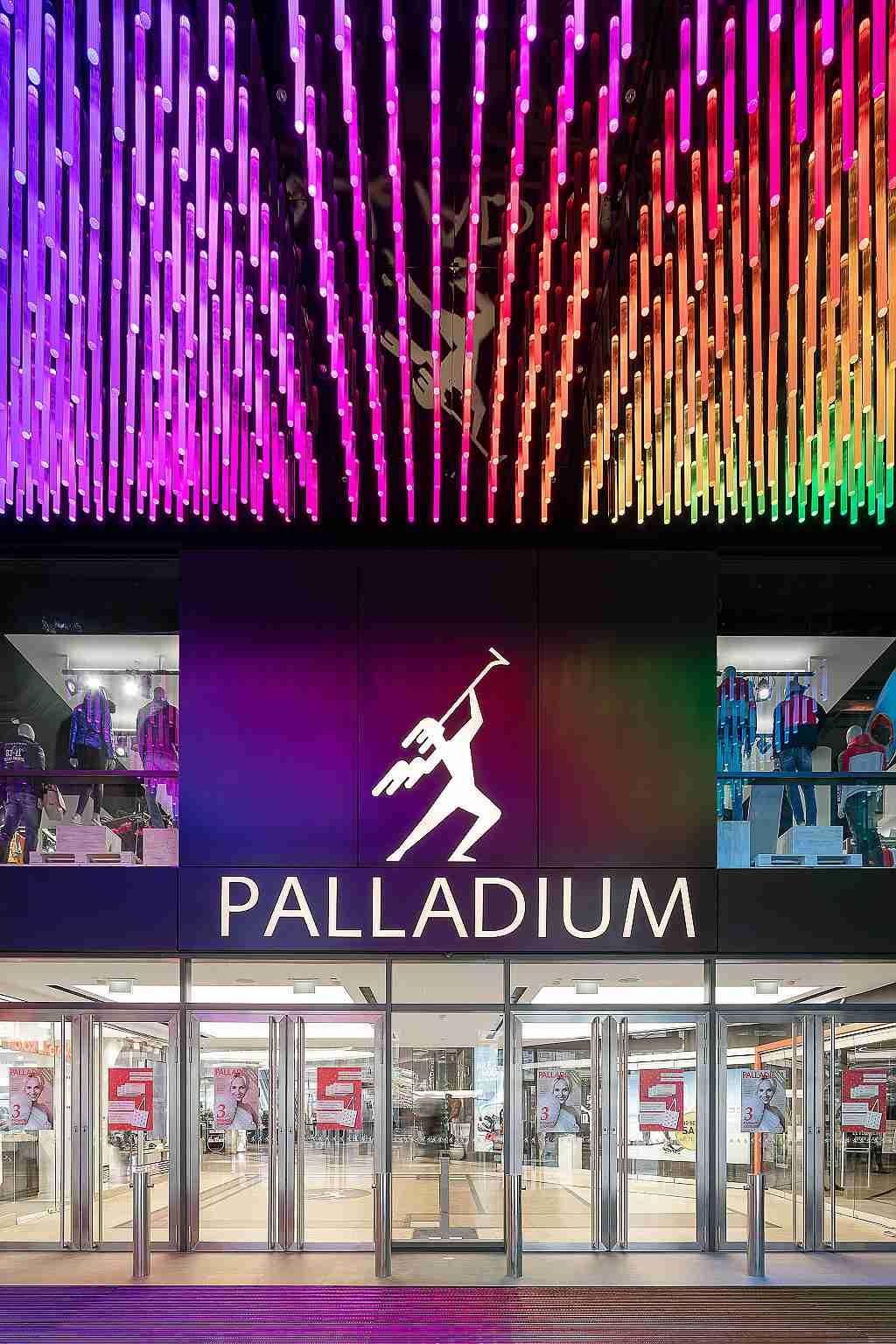 Preciosa Lighting - Palladium 08