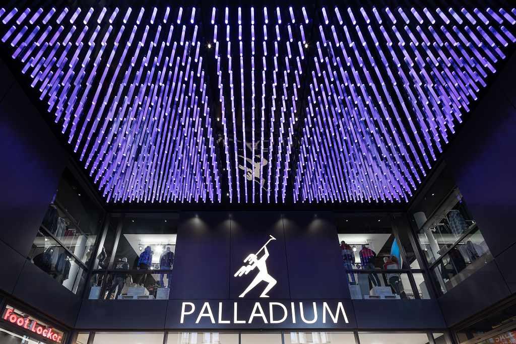 Preciosa Lighting - Palladium 09