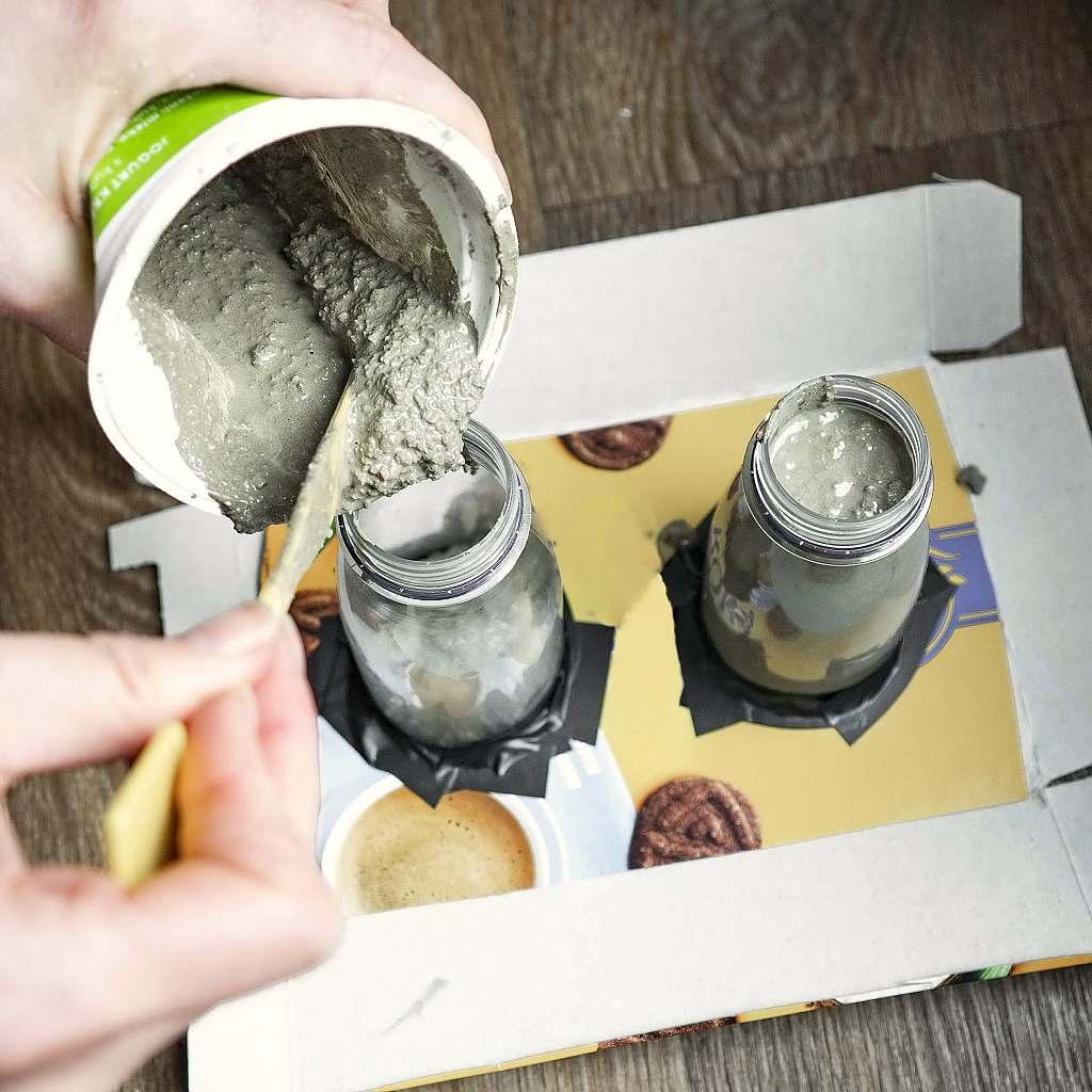 Velikonoční zvířátka z betonu - foto č.1