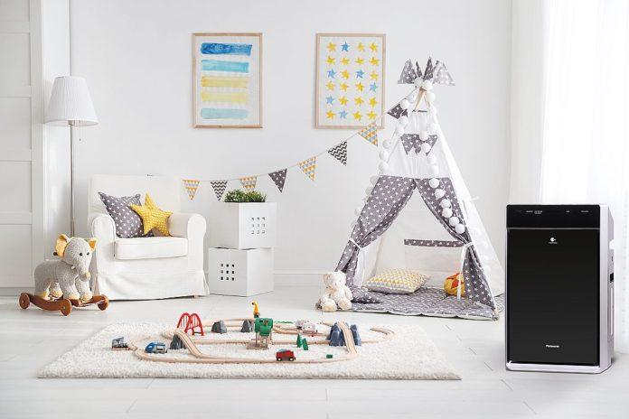 Panasonic čističky a dětský pokoj