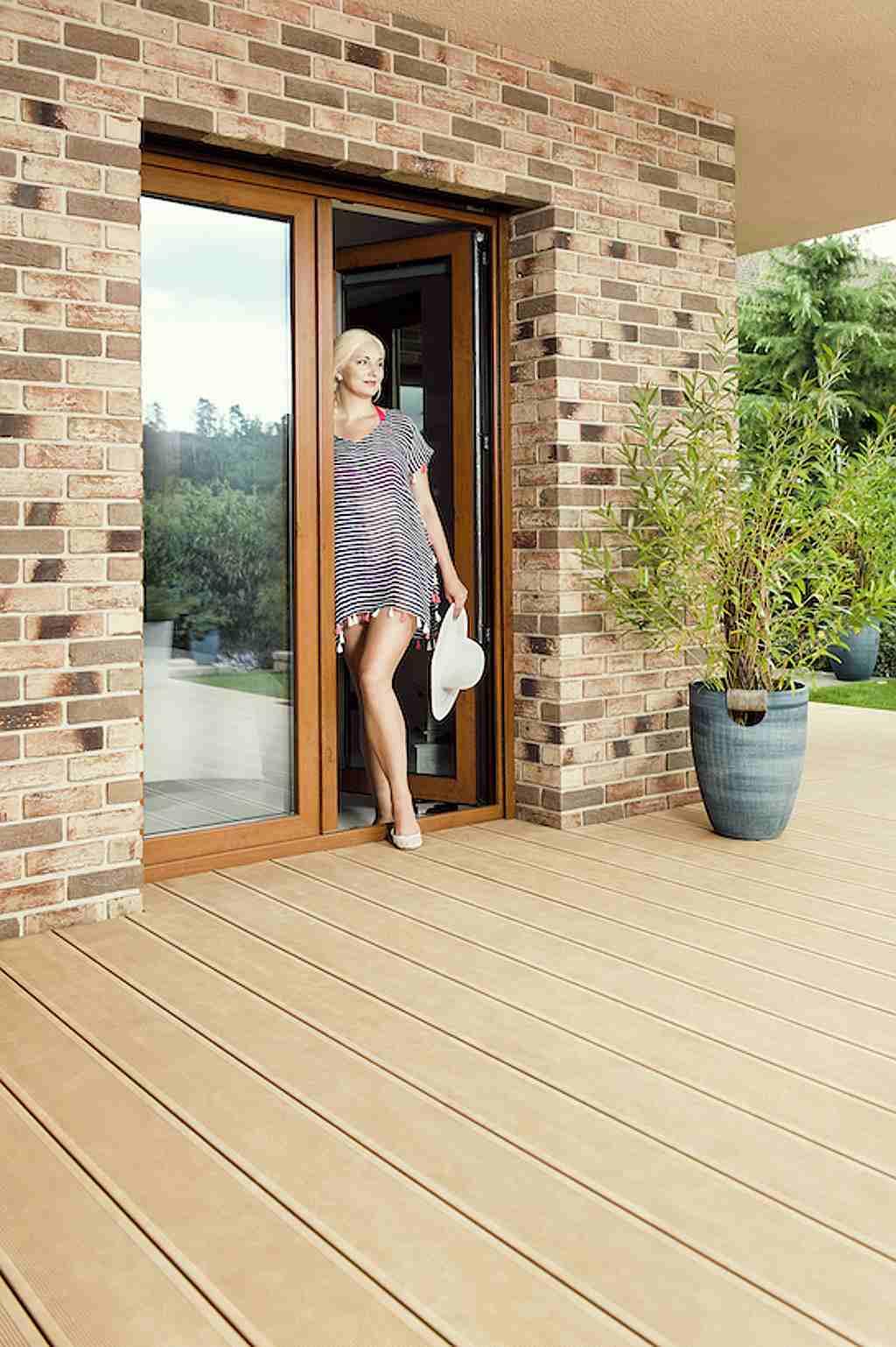WPC Woodplastic terasa Max Star Cedar Lide