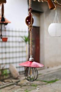 Lampa - recy věci - hotovo